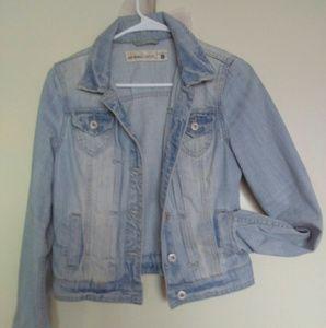Jackets & Blazers - Denim Jeans Jacket